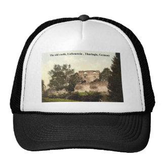 The old castle, Liebenstein  Thuringia, Germany Trucker Hat