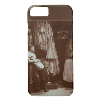 The Old Clothes Shop, Seven Dials, from 'Street Li iPhone 7 Case