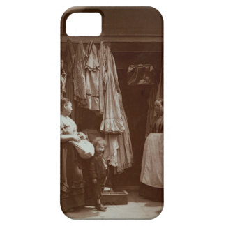 The Old Clothes Shop, Seven Dials, from 'Street Li iPhone SE/5/5s Case