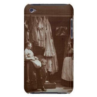 The Old Clothes Shop, Seven Dials, from 'Street Li iPod Touch Case