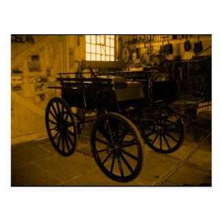 """The Old Coach Repair Workshop"".* Postcard"
