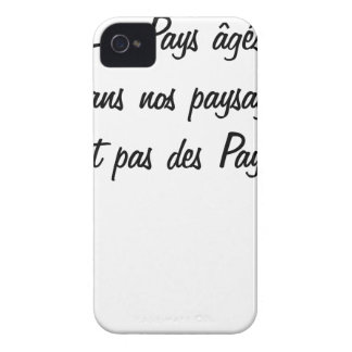 The old countries in our landscapes are not Case-Mate iPhone 4 case