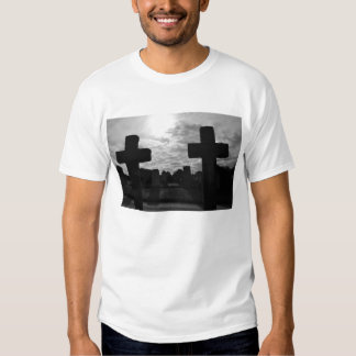 The old crosses tshirts