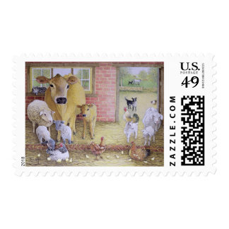 The Old Days Postage