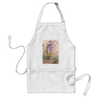 The old door adult apron