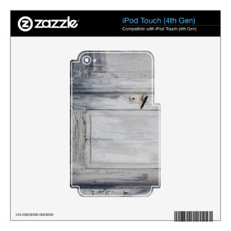 The old door skins for iPod touch 4G