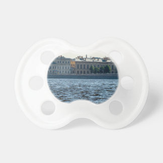 The Old Factory Building Pacifier
