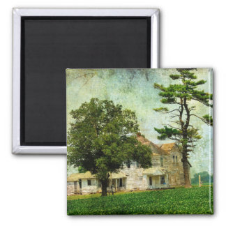 The Old Farm House Magnet