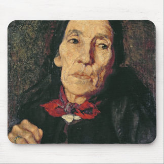 The Old Farmer, 1875 Mouse Pad