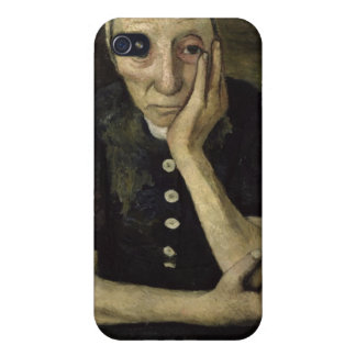 The Old Farmer, 1903 iPhone 4/4S Cover