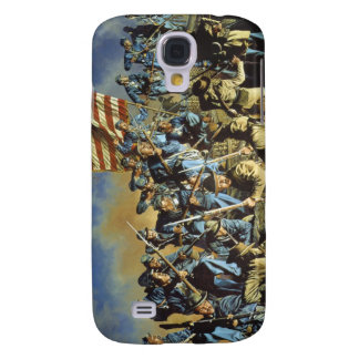 The Old Flag Never Touched the Ground Galaxy S4 Cover
