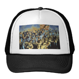The Old Flag Never Touched the Ground Trucker Hat