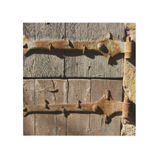 The old gate Wood wall art. Wood Wall Art