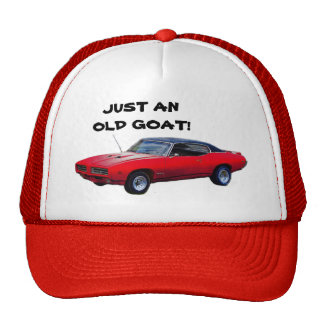 The Old Goat Trucker Hat