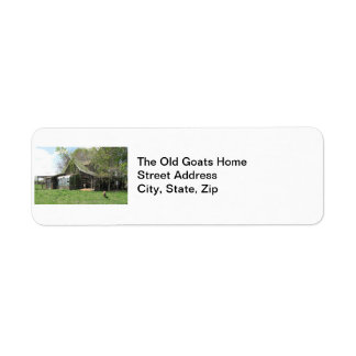 The Old Goats Home Label