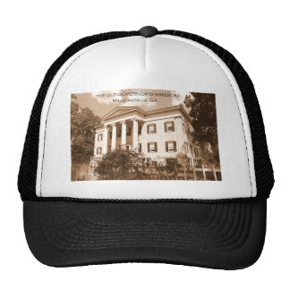 The Old Governor's Mansion, Milledgeville, Georgia Hat