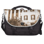 The Old Governor's Mansion, Milledgeville, Georgia Bag For Laptop