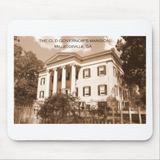 The Old Governor's Mansion, Milledgeville, Georgia Mouse Pad