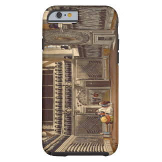 The Old Guard Chamber, The Round Tower, Windsor Ca Tough iPhone 6 Case