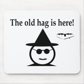 The Old Hag Mouse Pad