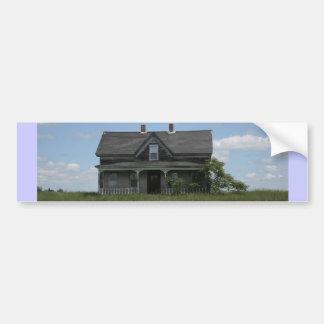 The Old Homestead Car Bumper Sticker