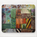 The Old Homestead Patchwork Range Mouse Pad