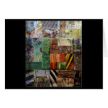 The Old Homestead Patchwork Range Note Card