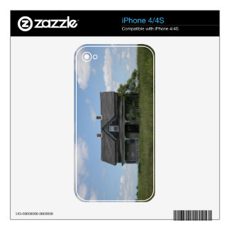 The Old Homestead Skins For The iPhone 4
