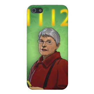 The Old Lady - 1112 Game Characters iPhone 5 Covers