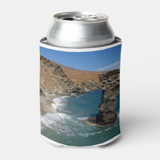 """The old lady's leap"" - Andros Can Cooler"