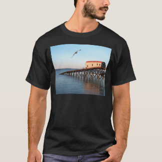 The Old Lifeboat Station at Tenby T-Shirt