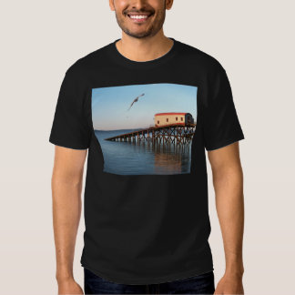 The Old Lifeboat Station at Tenby Tee Shirt