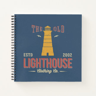The Old Lighthouse Clothing Co. Notebook
