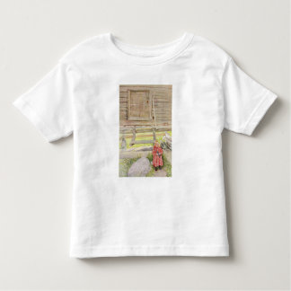 The Old Lodge, from a commercially printed portfol Toddler T-shirt