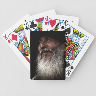 The Old man design Bicycle Playing Cards