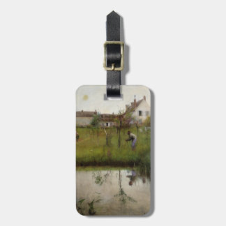 The Old Man in the Young Trees Luggage Tag
