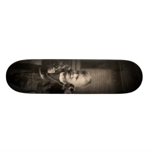 The Old Man Skateboard Deck