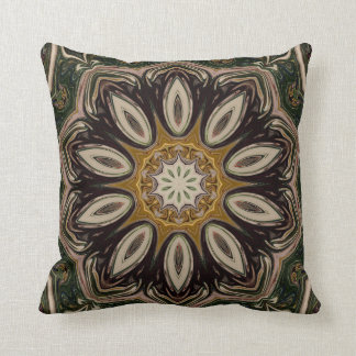 The Old Mansion. Throw Pillow