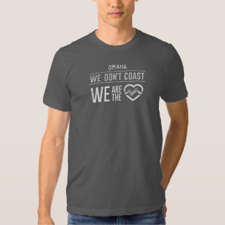The Old Market – We Are the Heart Beat T-shirt