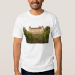 The old medieval Chateau de Rully in the Cote Shirt
