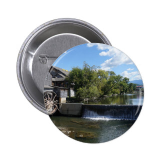 The Old Mill Button