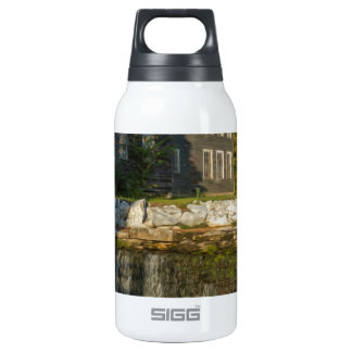 The old mill insulated water bottle