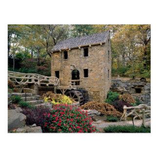 The Old Mill North Little Rock Arkansas Postcard