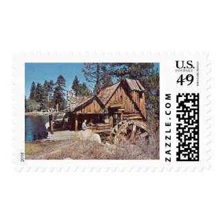 The Old Mill Stamp