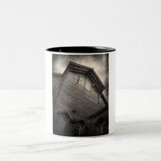 The Old Mill Two-Tone Coffee Mug