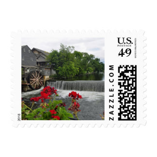 The Old Mill U.S. Postage Stamp
