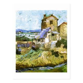 The Old Mill, Vincent van Gogh Postcards