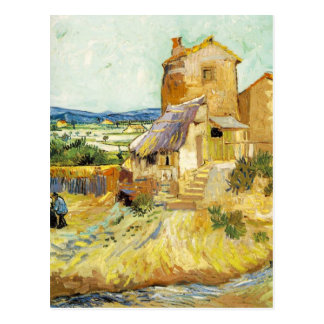 The Old Mill - Vincent Van Gogh Postcard