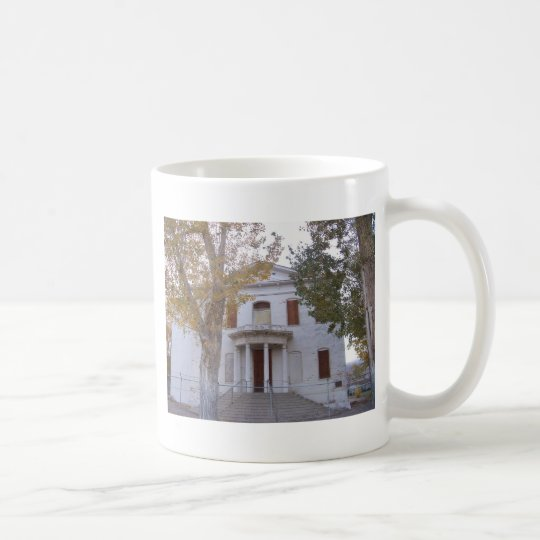 The Old Mineral County Courthouse Coffee Mug