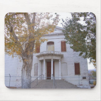 The Old Mineral County Courthouse Mouse Pad